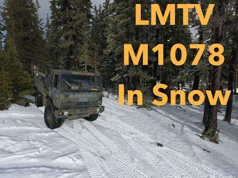 LMTV Truck
