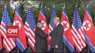 Download Video Detik-detik Jabat Tangan Trump & Kim Jong Un MP3 3GP MP4