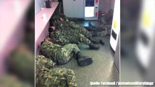 Der vermeintlich lustigste Wehrdienst der Welt
