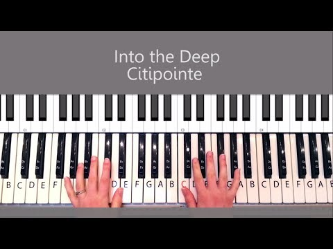 Into The Deep chords by Citipointe Live - Worship Chords