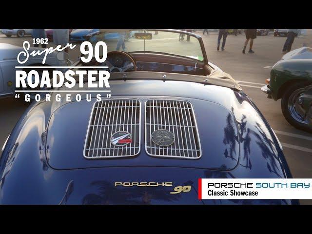 Porsche Classic Showcase Ep. 6: 1962 Super 90 Roadster