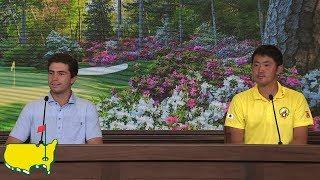 Alvaro Ortiz and Takumi Kanaya - 2019 Masters Interview