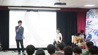 THỨ TƯ TRẦN LẬP || RUNG CHUÔNG VÀNG (Bức Tường) - FPT University Guitar Club