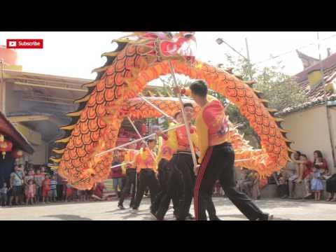 Perayaan Law Gwee Cap Kauw Di Kota Tangerang [Tangerang TV]