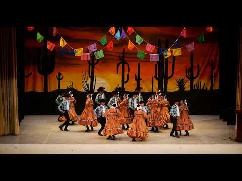 Cuadrillas del Estado de Coahuila - Ballet Folklórico Makawi| Unidos por la danza