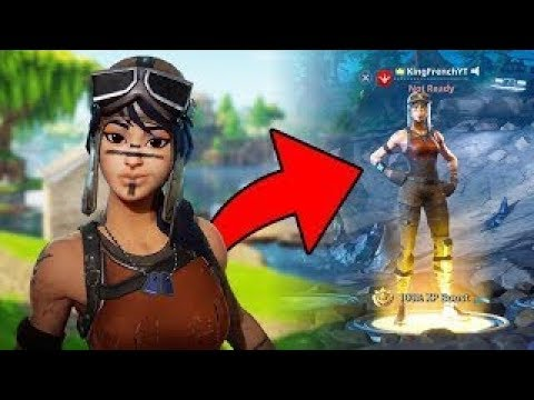 HOW TO GET RENEGADE RAIDER IN FORTNITE 2018 !!! FOR FREE ...