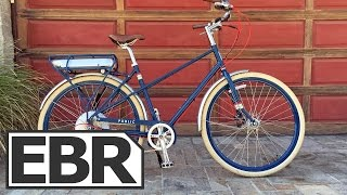 PUBLIC M8 Electric Video Review - Beautiful Mixte Electric Bike