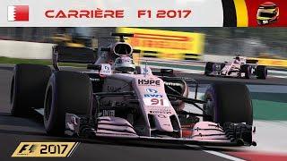 F1 2017 - Carrière - S1E03 : La première casse moteur !? [RoleplayTV]