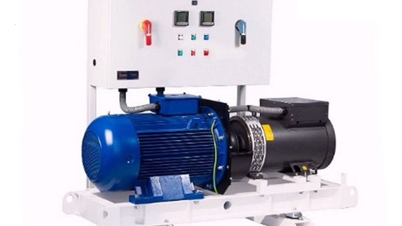 схема без топливного генератора
