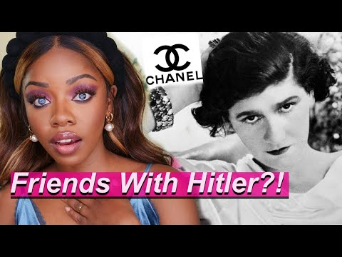 The Truth Of Coco Chanel, Early Life & WW2   Makeup & History