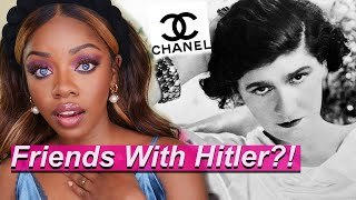 The Truth Of Coco Chanel, Early Life & WW2 | Makeup & History