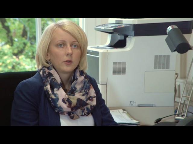 Anke Baierl | Sekretärin Abteilung Technik am CTK