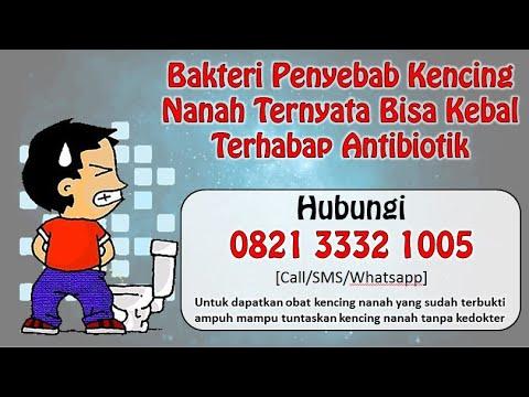 bakteri-penyebab-kencing-nanah-ternyata-bisa-kebal-terhabap-antibiotik