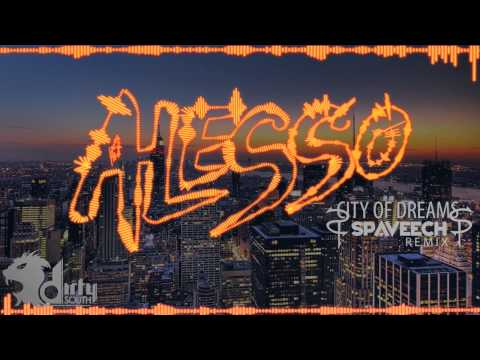 Alesso Ft. Dirty South - City Of Dreams (Spaveech Remix) Ft. Ruben Haze & Ryan Tedder  [FALL 2012]