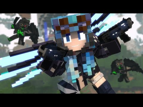 """Wings Of Salvation"" - A Minecraft Original Music Video ♪"