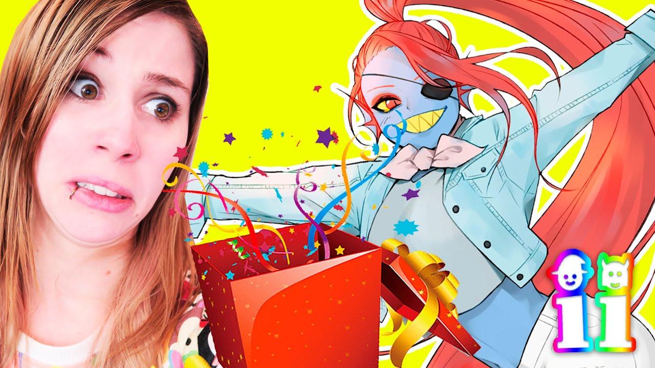EL SUPER REGALO DE LA PRINCESA UNDYNE   Miitopia Nintendo Switch - 18