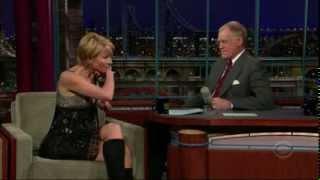 Emma Thompson on the Late Show with David Letterman (01/24/2006)