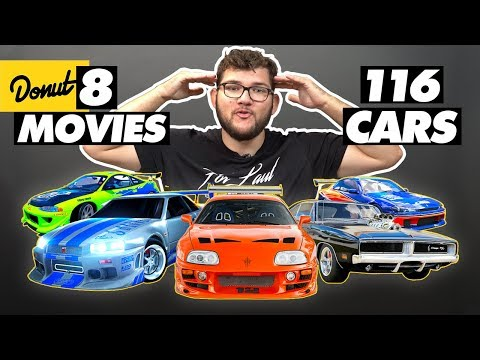 Every Car in Fast & Furious RANKED | WheelHouse