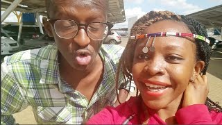 NJUGUSH MEETS A KENYAN YOUTUBER!!!