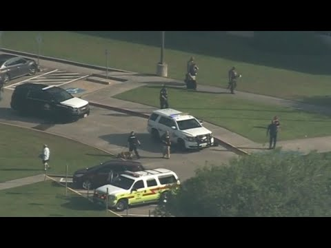 """It was just so scary"": Student describes Texas school shooting"