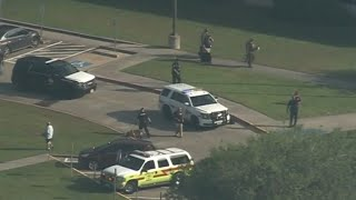 """""""It was just so scary"""": Student describes Texas school shooting"""