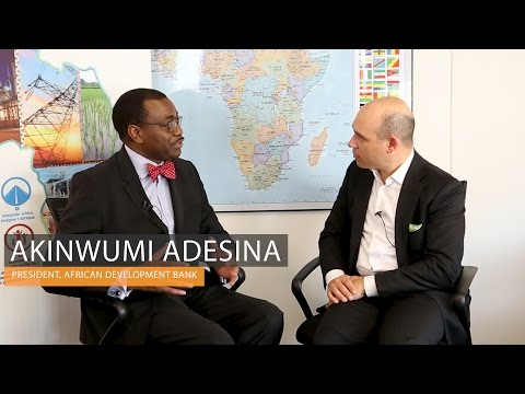 AfDB president on achieving Africa's High 5 priorities