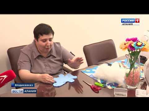 Северную Осетию с рабочим визитом посетил министр труда и социальной защиты России Максим Топилин