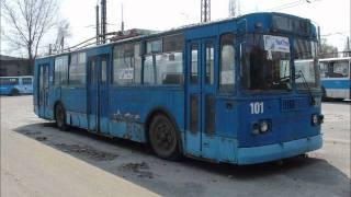 Троллейбусы ЗиУ-самые лучшие в мире!