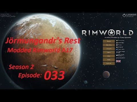 033 - Modded Rimworld A17 - Core Drill