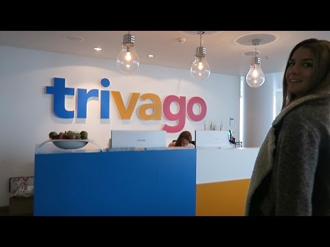 LIFE AT TRIVAGO TOUR IN DUSSELDORF, GERMANY