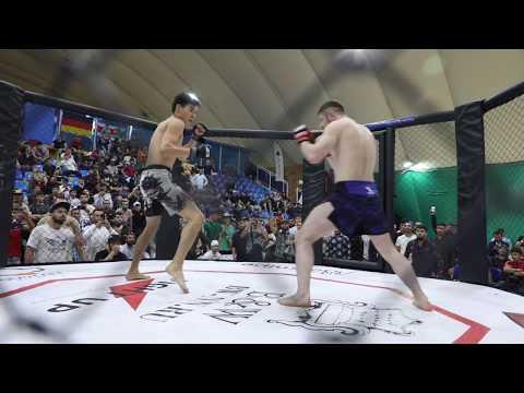 Колизей: Битва Чемпионов 8: Мабат Одинаев (Таджикистан) vs. Шавкат Ниязов (Казахстан) | 70 кг