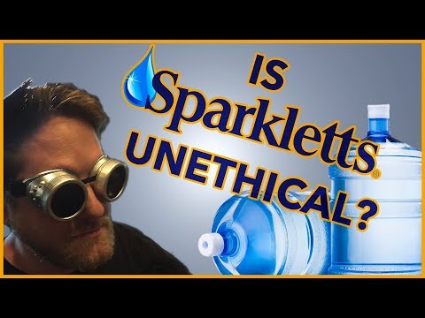 Is Sparkletts Water An Unethical Company?
