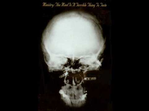 Ministry - Burning Inside
