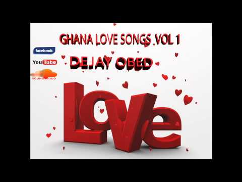 GHANA LOVE SONGS VOL 1   DEJAY OBED