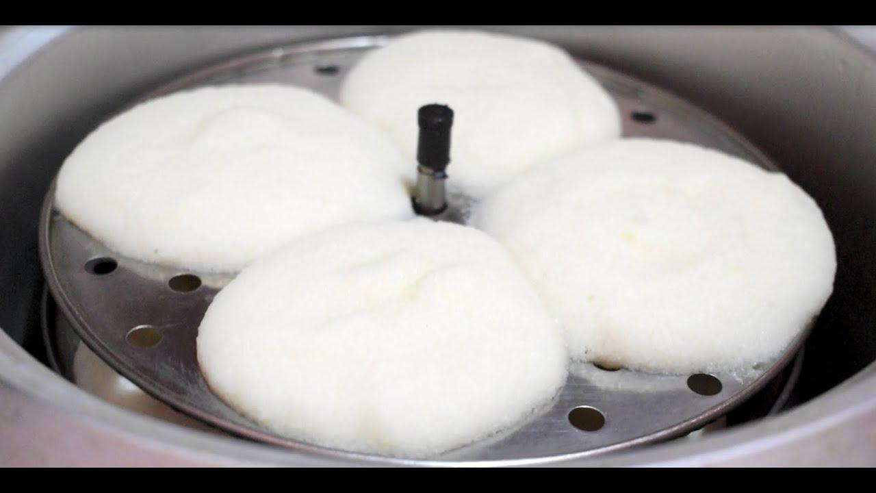 Download ఇంటిలోనే సాఫ్ట్ ఇడ్లిలు చేసుకోవచ్చు  Soft Edil Recipe in Telugu