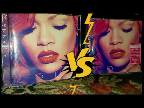 Unboxing Rihanna - Loud x Loud Deluxe