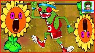 Игра Зомби против Растений от Фаника Plants vs zombies (46)