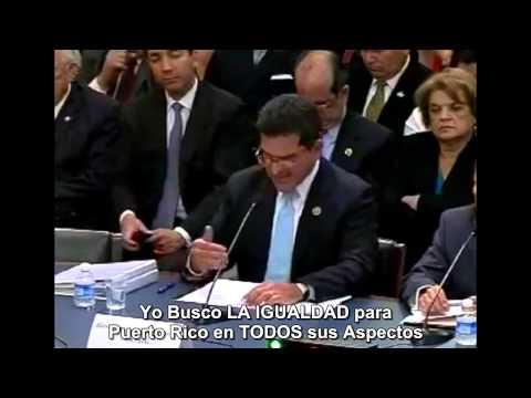 Vista de Estatus Puerto Rico 2015 | Political Status (Subtitulos Español)