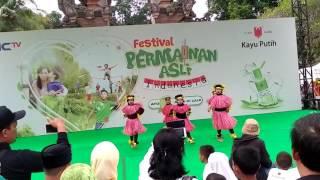 Video Lomba tari permainan anak,hari anak indonesia@tmii..juara 1 download MP3, 3GP, MP4, WEBM, AVI, FLV Oktober 2018