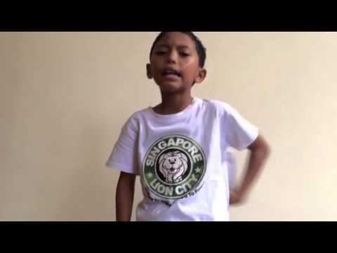Bapakku jokowi parody cilik umur 8 tahun (frozen - let it g
