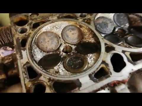 Кап. ремонт двигателя Alf 2.4 Audi A6 C5