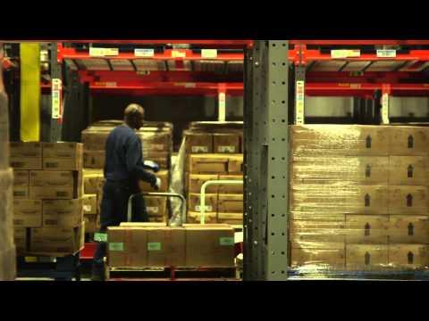 Martin Brower Career Spotlight - Warehouse