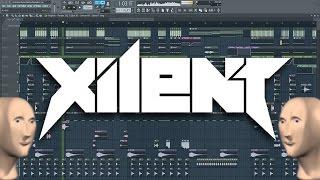 Xilent - Run [Remake + FLP]
