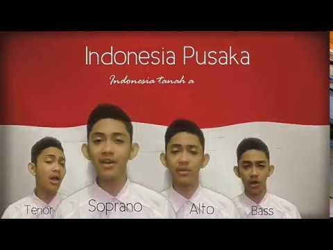 ACAPELLA INDONESIA PUSAKA PALING KEREN !!!