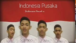 ACAPELLA INDONESIA PUSAKA PALING KEREN !!! VIRAL DI TV DAN INSTAGRAM