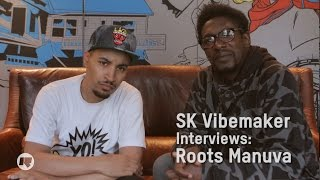 SK Vibemaker Interviews: Roots Manuva