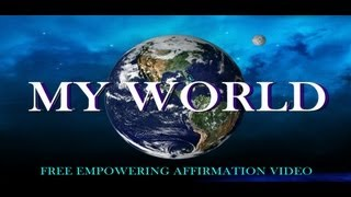 Free Affirmation Video  by Elio-