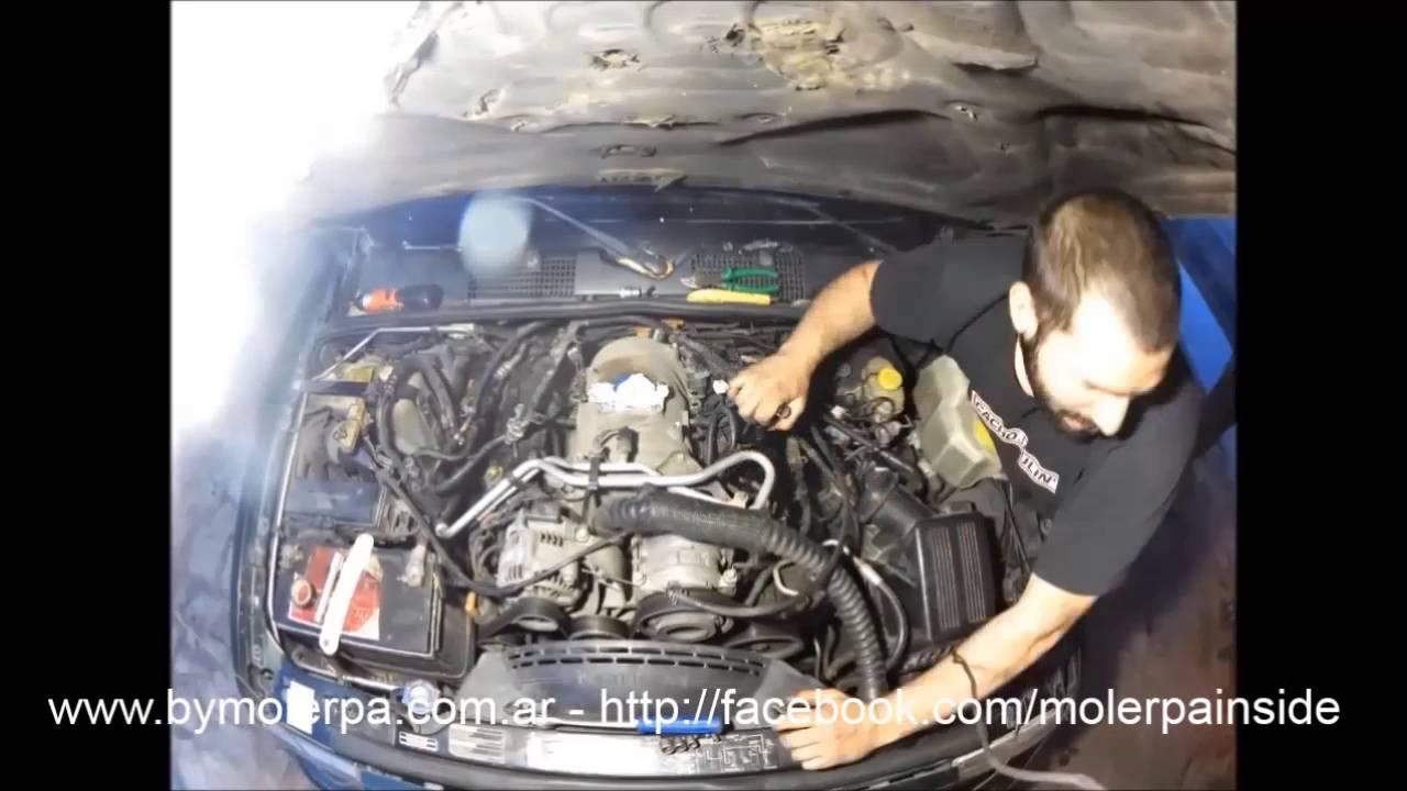 Jeep Grand Cherokee Limited V8 5.2 - Descachización GNC - YouTube