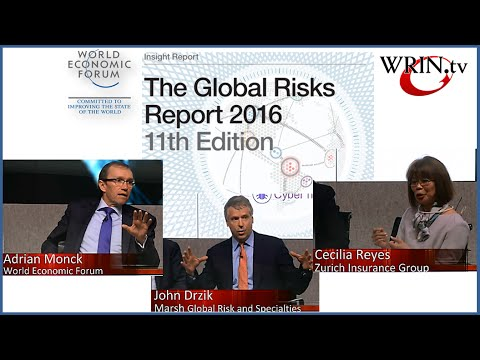 World Economic Forum Report: Global Risks are More Interconnected…and More Imminent