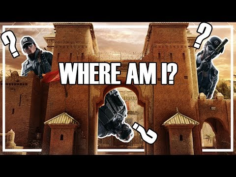 Learning The New Map: Fortress - Rainbow Six Siege
